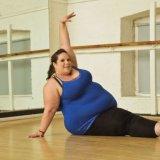 Физическая нагрузка при весе больше 100 кг