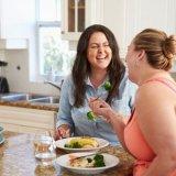 Питание при весе больше 100 кг