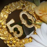 Годовщины свадьбы от 21 года до 50 лет